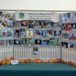 2014 Booth at County Fair