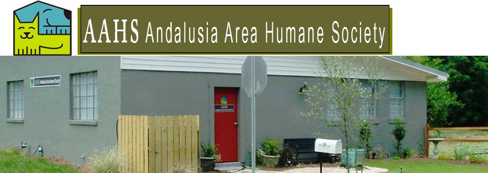 ANDALUSIA AREA HUMANE SOCIETY